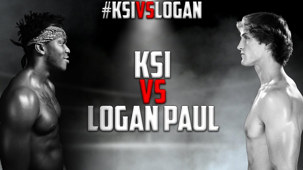 KSI vs Logan Paul1